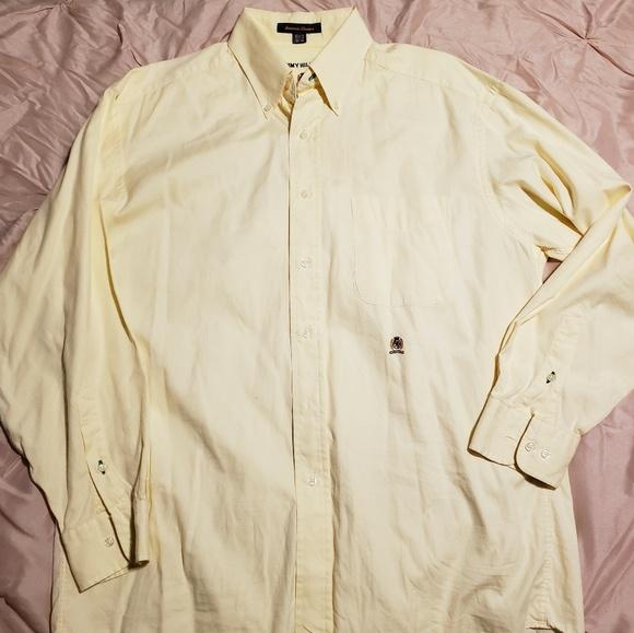 47520840 Tommy Hilfiger Shirts | American Classics Vintage Shirt | Poshmark